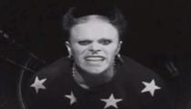 Scary Guy in The Prodigy's 'Firestarter' Video: 'Memba Him?!