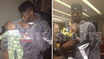 76ers Star Nerlens Noel -- YOU ARE THE FATHER ... According to DNA Test