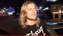 Wes Scantlin -- Water Scofflaw ... Cops Injured During House Flood