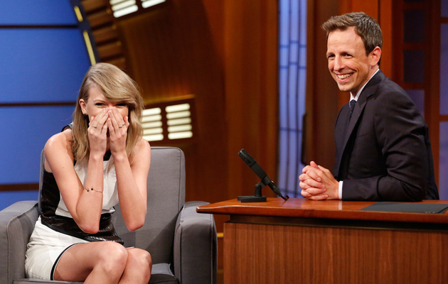 Taylor Swift Explains Her Awkward Awards Show Dance Moves