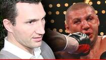 Wladimir Klitschko Mired in Lawsuit Over Injured Boxer