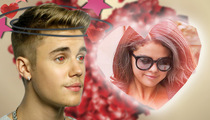 Justin Bieber -- Weekend Long Love-Fest With Selena Gomez