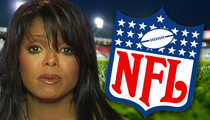 Janet Jackson -- Still Blacklisted from Super Bowl Halftime Show