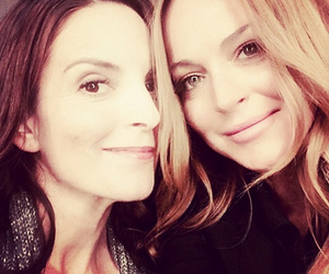 "Lindsay Lohan Has Another ""Mean Girls"" Reunion ... With Tina Fey!"
