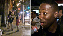 Lamorne Morris -- GIRL FIGHT!!!  'New Girl' Star Goes Crazy