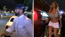 Matt Kemp -- Turns Two at Hollywood Nightclub ... Smokin' Hot Chicks