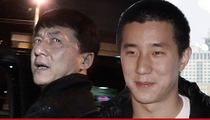 Jackie Chan -- I'M ASHAMED OF MY SON ... After Weed Bust in China