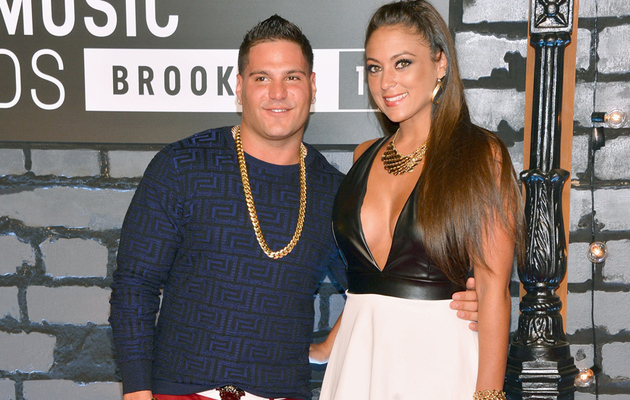 Ronnie Magro and Sammi Giancola Split After Five Years