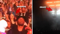 Rihanna -- Banging Drake Again ... and She Really Wants You to Know It