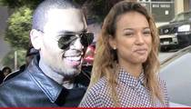 Chris Brown & Karrueche Tran -- I'm NOT Having His Babies ... Yet