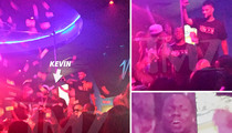Kevin Hart -- THOT Repellant ... Wears Fiancee's Name at Strip Club
