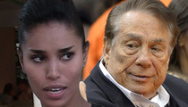 V. Stiviano Lawsuit -- Donald Sterling Is Gay ... I Was a 'Beard'