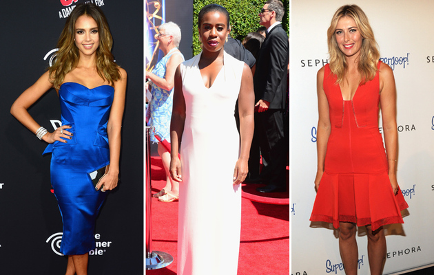Jessica, Uzo & More -- See This Week's Best Dressed Stars!