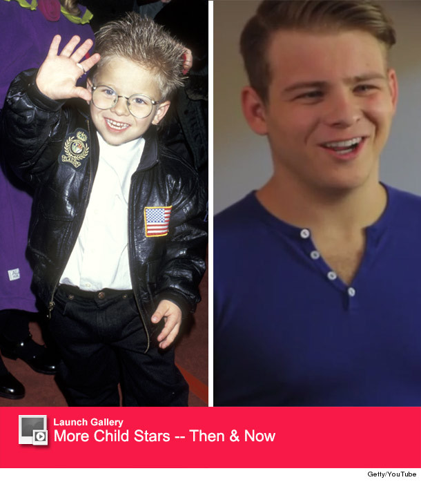 """Jerry Maguire"" Kid Jonathan Lipnicki Jokes About Drug ..."