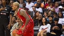Rihanna -- LOOK AT ME ... Look at Chris Brown