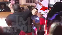 Cops: Mike Evans Was DETAINED After Nightclub Fight