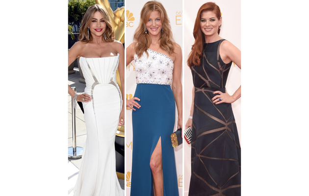 See the Best Dressed Stars From The 2014 Primetime Emmys