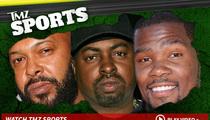 TMZ Sports Show: NBA Star JaVale McGee Narrowly Escapes Hollywood Club Shooting