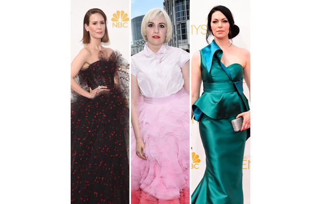 See The Worst Dressed Stars From The 2014 Primetime Emmys