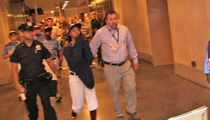Mo'ne Davis -- Police Escort In NYC ... Team Preps for Celebration with MLB Team