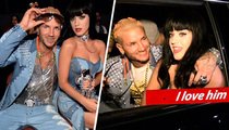 Katy Perry -- Parading Around Riff Raff … the Ultimate Dark Horse