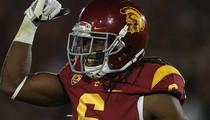 USC's Josh Shaw -- Named In Burglary Report ... Cops Speak to Football Star