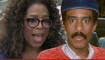 Oprah Winfrey -- I'm Gonna Be a Whorehouse Madam in Richard Pryor Movie