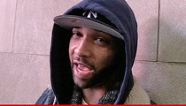 Joe Budden -- Surrenders To Cops ... Brags He's Hitting Strip Club Right After