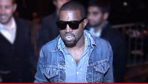 Kanye West -- I Don't Want to Hurt Paparazzi, My Father Was One of 'Em