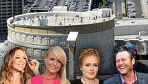 Mariah Carey and Adele -- Top Colosseum Wish List as Celine Dion Bows Out