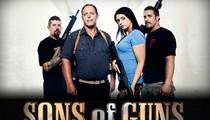 'Sons of Guns' -- Canceled ... On Heels of Will Hayden Rape Case