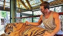 UFC Fighter Luke Rockhold -- I'm Sorry For Cupping Tiger Testicles