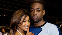 Gabrielle Union & Dwyane Wade -- Welcome To Our Wedding ... Now Forget You Saw Anything!!