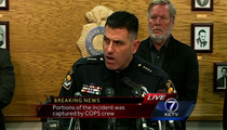 'Cops' Crew Member -- Killed By 'Friendly Fire' ... Shot by Omaha Cop