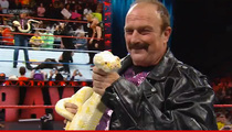 Jake 'The Snake' Roberts HOSPITALIZED With Double Pneumonia