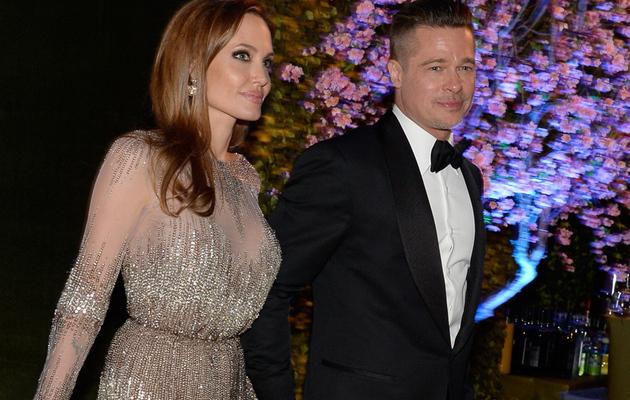 Brad Pitt & Angelina Jolie's Wedding -- What Timing!