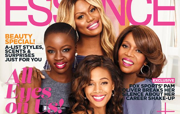 "Laverne Cox Talks Cast Diversity on ""OITNB,"" Reveals Reason For Career Success"