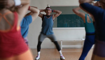 Johnny Manziel -- Aerobics Instructor ... In New Snickers Commercial!!!