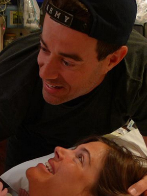 Carson Daly Welcomes Baby Girl With Fiancee Siri Pinter -- Find Out Her Name!