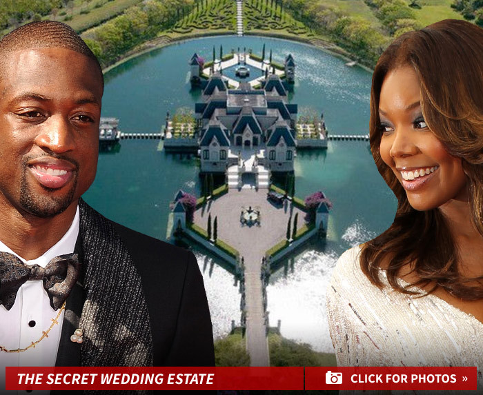 Dwyane wade gabrielle union were getting married in a dwyane wade gabrielle union were getting married in a castle tmz junglespirit Gallery