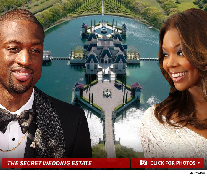 Dwyane wade gabrielle union were getting married in a dwyane wade gabrielle union were getting married in a castle junglespirit Images