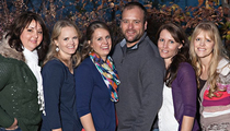 'My Five Wives' Dad -- $318K Debt Wiped Clean ... Gets To Keep Wedding Ring