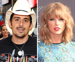 Brad Paisley Talks Taylor Swift's Pop Album: It's Not The Taylor Swift You Knew!