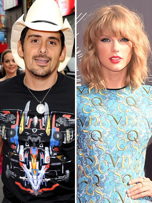 Brad Paisley Talks Taylor Swift's Pop Album: It's Not The Taylor Swift You Knew!