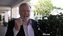 Jon Voight -- I WANT to Celebrate with Brad and Angelina, But ...