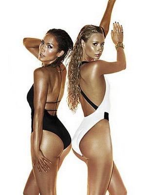 """Jennifer Lopez & Iggy Azalea Flaunt Backsides on """"Booty"""" Single"""