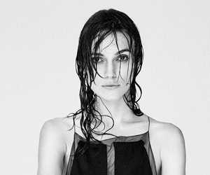 Keira Knightley Goes Topless for Interview Magazine -- See the Pics!