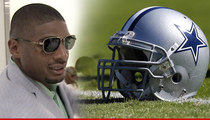 Michael Sam -- Gets Shot with Dallas Cowboys