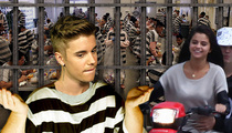 Justin Bieber Arrest -- Time to Play ... Pick Your Jailhouse Gang