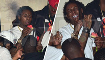 Lil Wayne -- Watermelon in the Club ... Fun for All Races